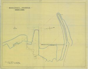 Plan of Ardrishaig Harbour