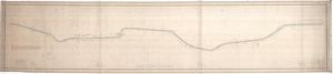 Plan of the Forth and Clyde Canal through the lands of William Dunn Esquire