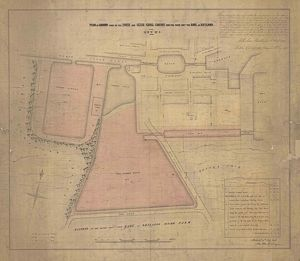 scottishcanals/plan gound feued forth clyde canal company earl