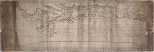 Plan of the great canal from Forth to Clyde