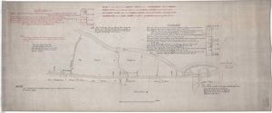 Plan of that part of the Great Canal with Temporary Cut, Timber Basin etc